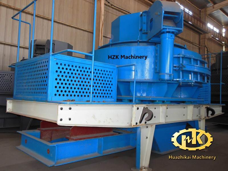 Vertical Crusher for Sand Great Quality