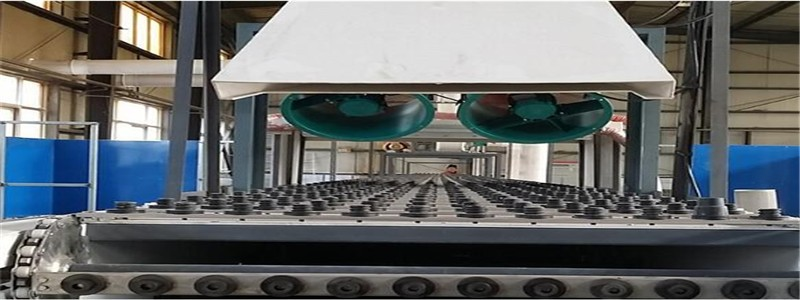 glass frosting equipment for sale Automatic Frosting Line