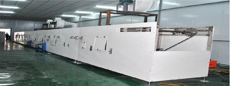 Automatic Frosting Line