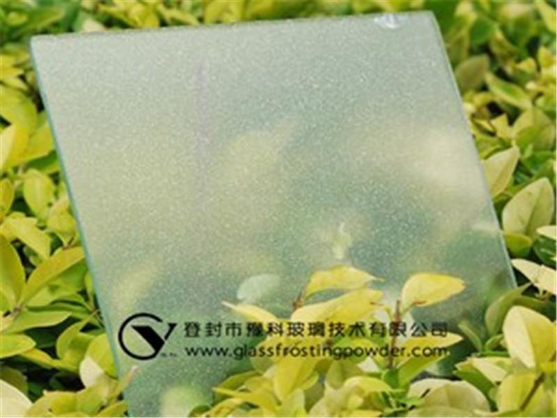 Glass Frosting Powder Best Quality