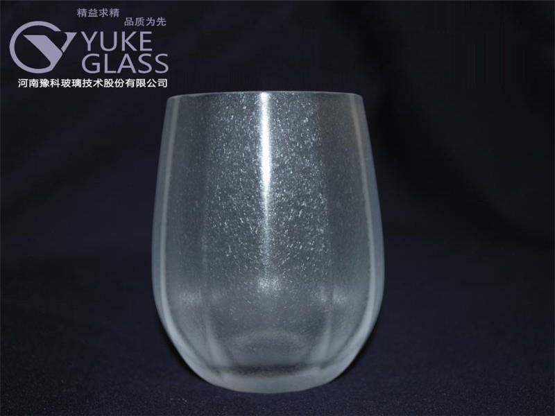 Gradual Changing Effect  Glass Frosting Powder