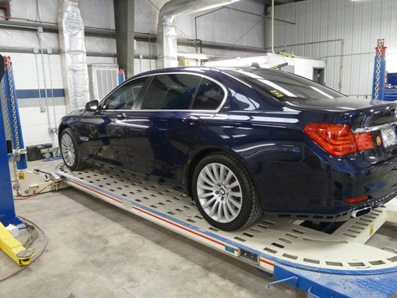 Auto Body Car O Liner Frame Machine