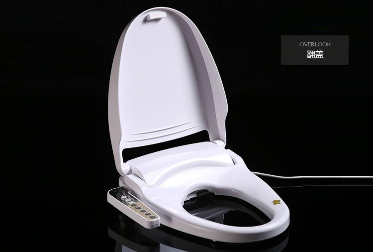 Smart toilet cover
