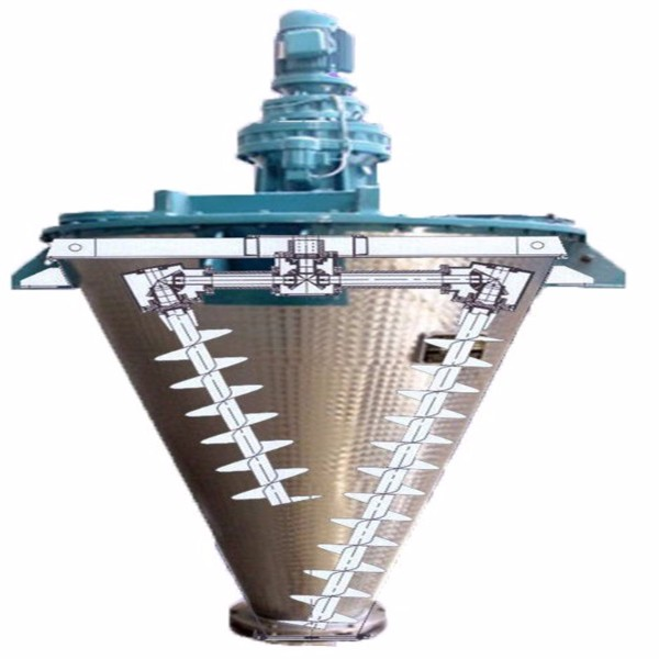 Stainless steel conical mixer