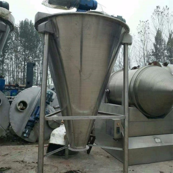 Stainless steel conical mixer Fine Quality