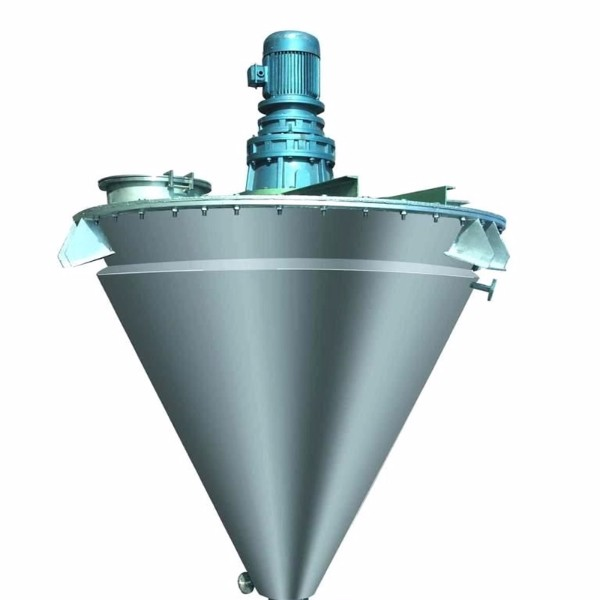 Stainless steel conical mixer Excellent Quality