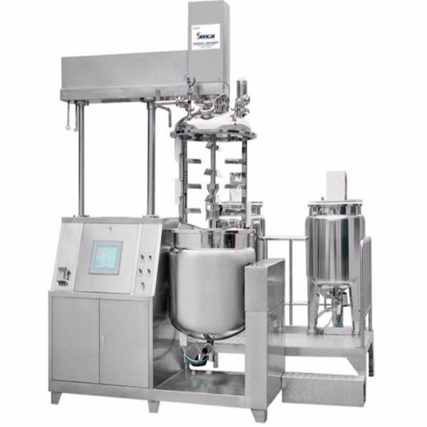 Emulsification machine equipment Import