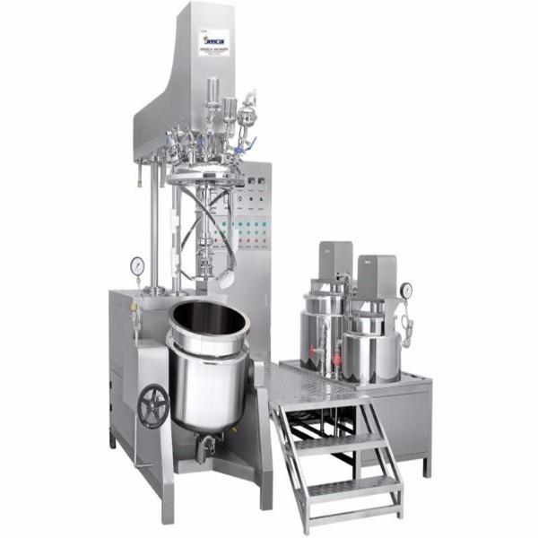 Hot Selling Lifting vacuum emulsifier