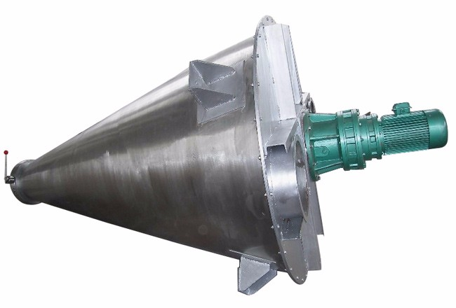 Double screw conical mixer Import