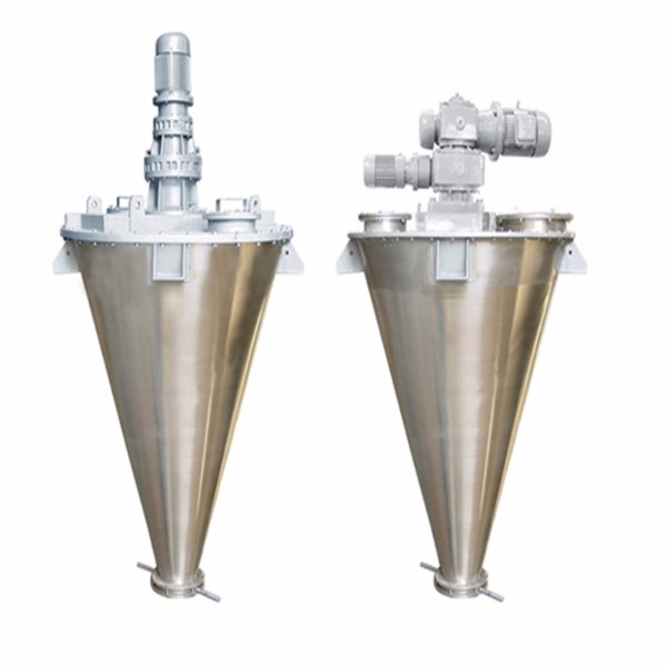 High Class Quality Double screw conical mixer