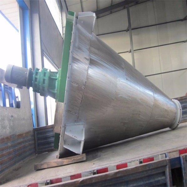 Customized Double screw conical mixer