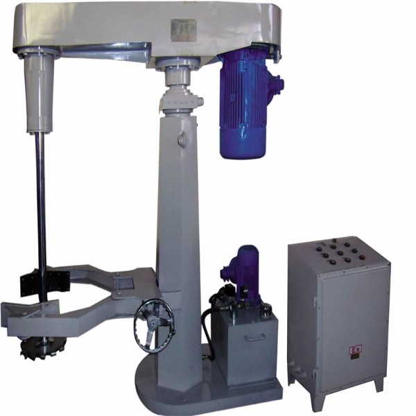 Hydraulic lifting disperser Good Service