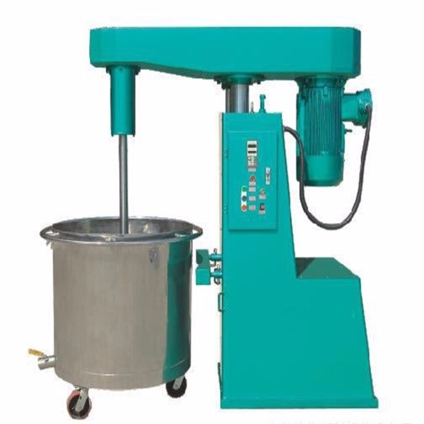 Hydraulic lifting disperser