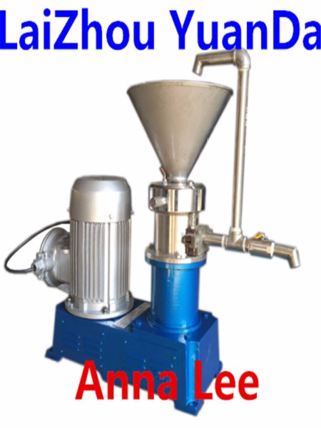 Asphalt  colloid mill