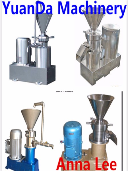 Colloid Mill Excellent Quality