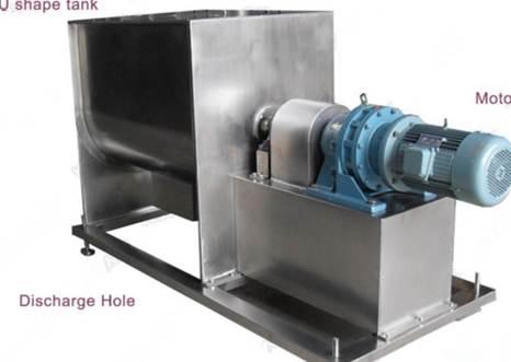 Horizontal ribbon mixer Factory Price