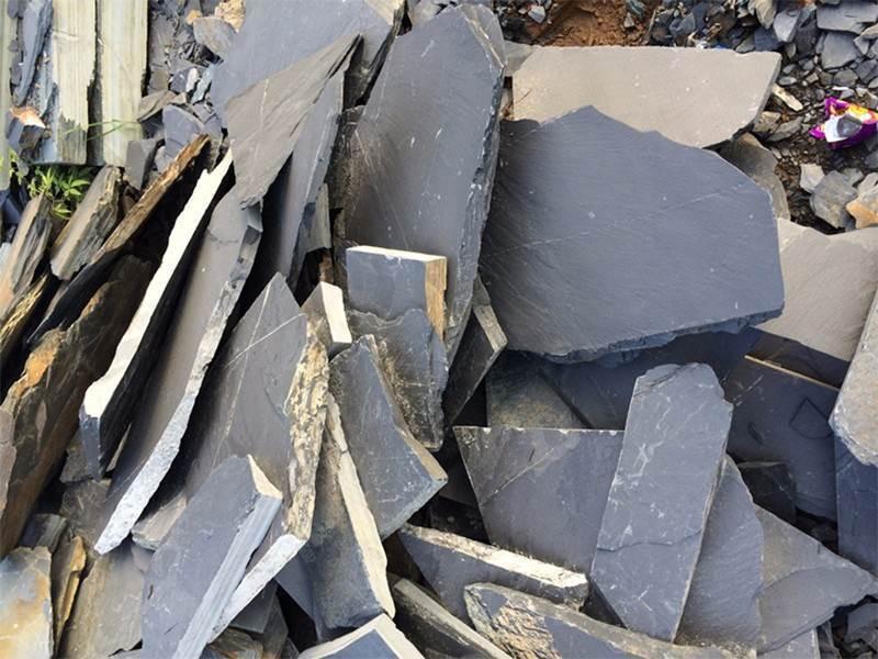 made in china slate stone blocks