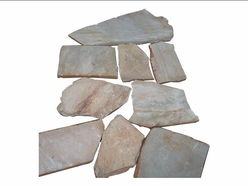 china slate meshed flagstone
