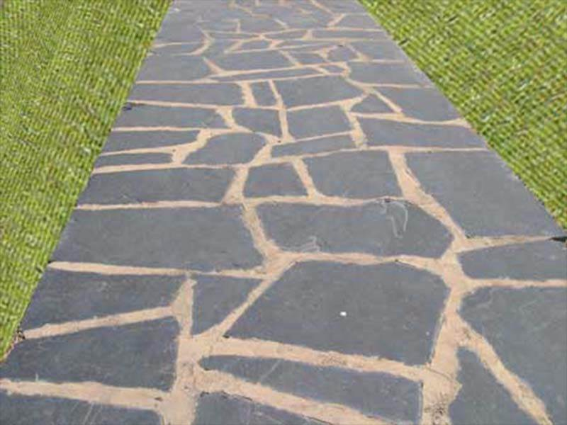 china Excellent Quality gray slate flagstone