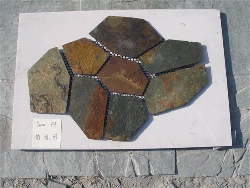 made in china large slate flagstone