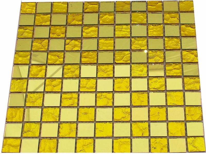 made in china FOB Price slate glass mosaic