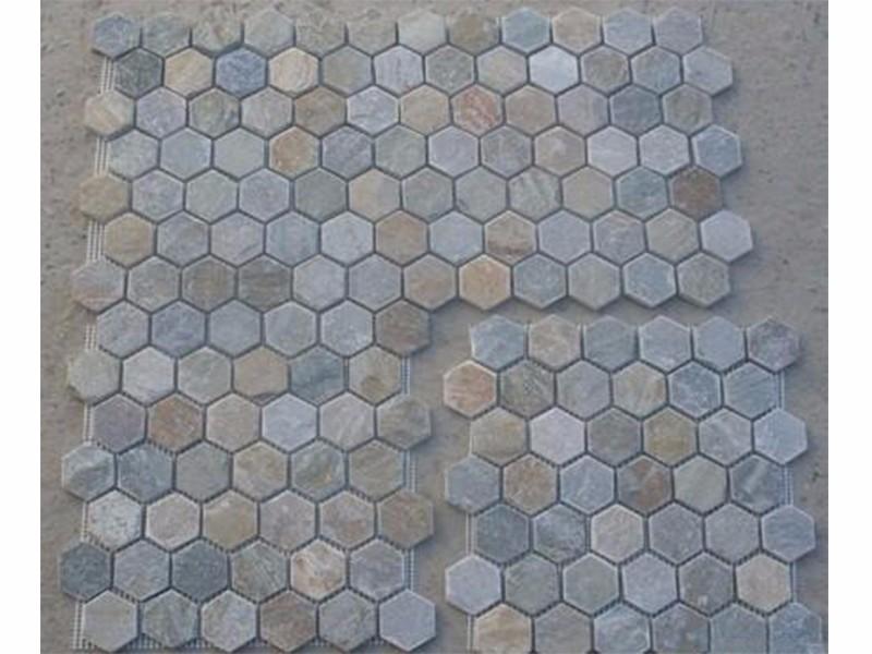 china slate mosaictiles Professional Manufacturer