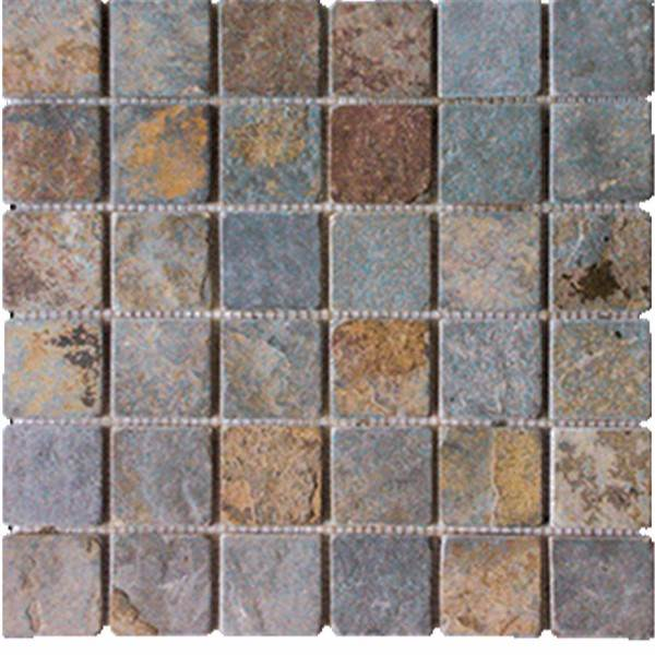china slate stone mosaic Competitive Price