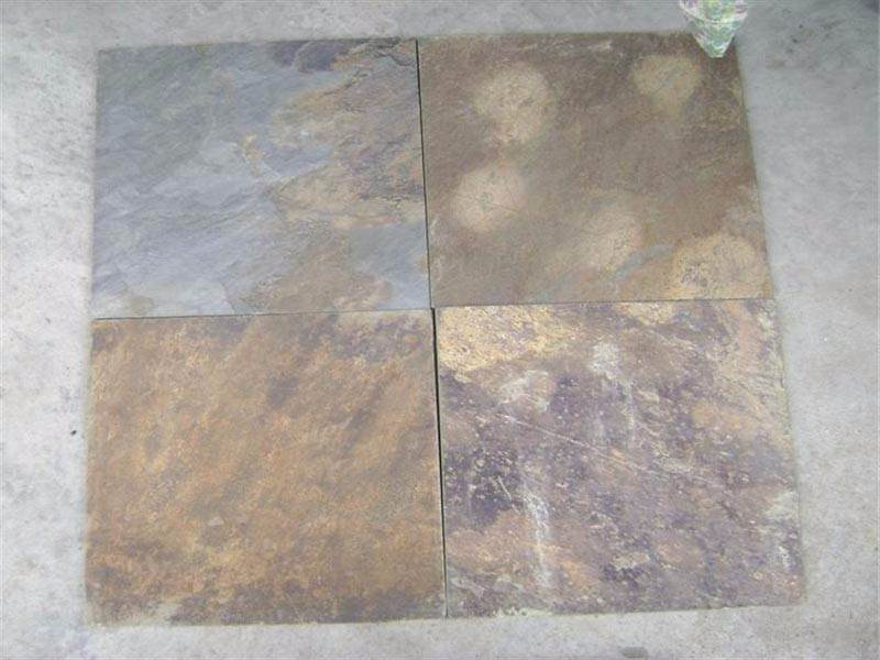 made in china Suitable Price slate tile home depot