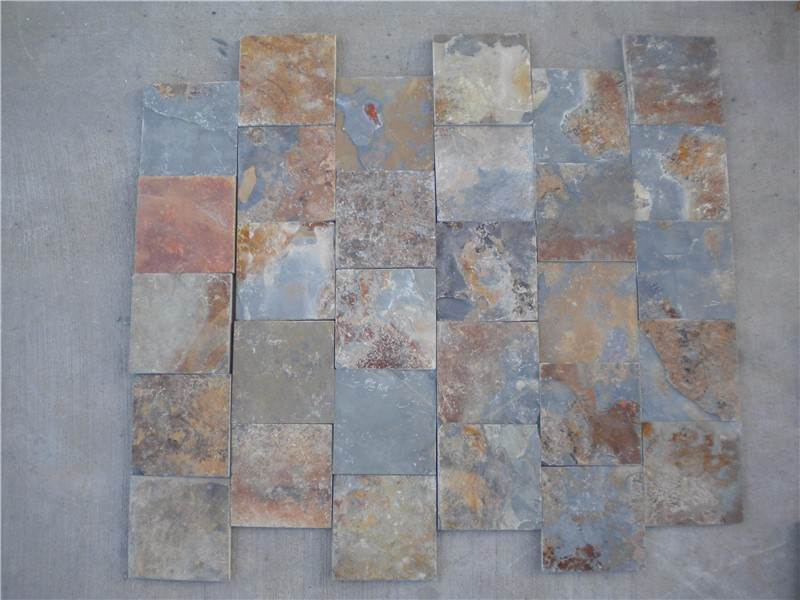 made in china slate floor High Quality