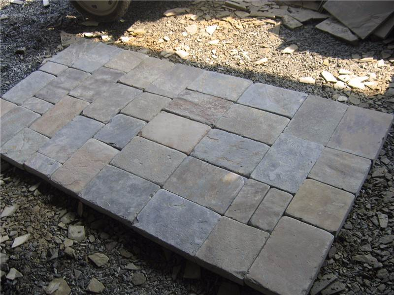 china Hot Sale slate sidewalk slabs