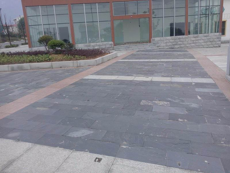 made in china slate paving blocks