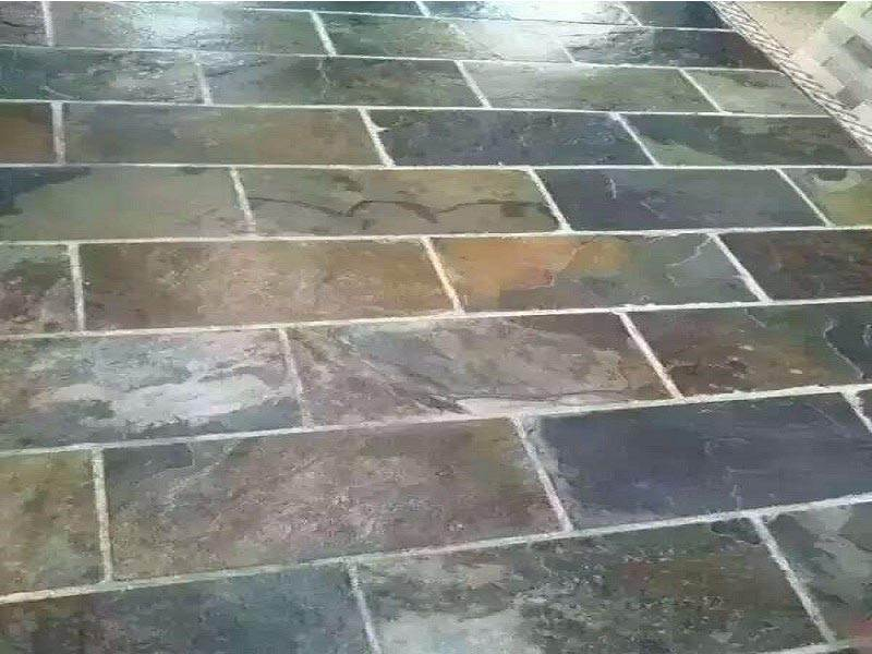 made in china Professional Supplier slate tile floor