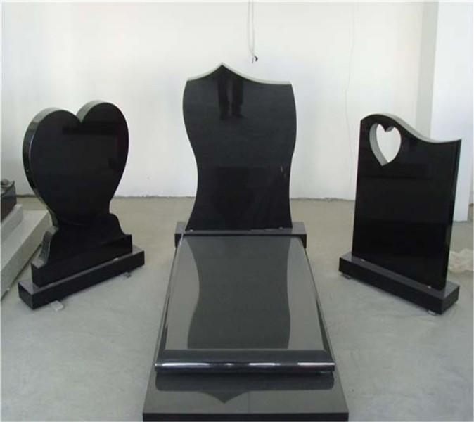 china zhangqiu black granite