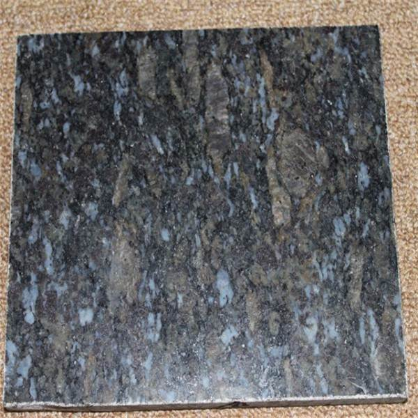 china Schmetterling blauer Granit