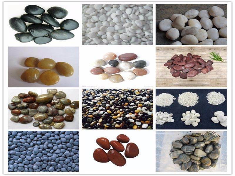 made in china pebble tiles
