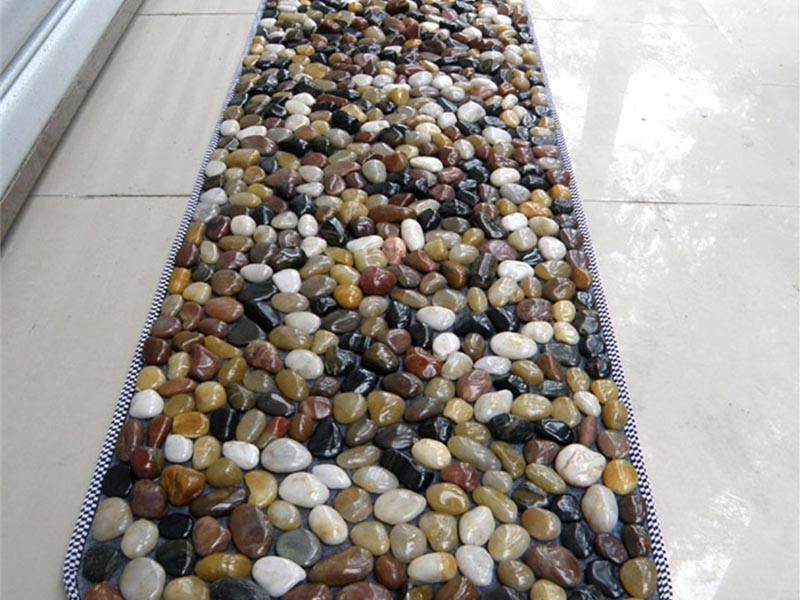 made in china pebble stone tiles