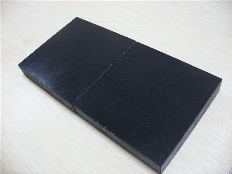 dyed black granite Top Quality