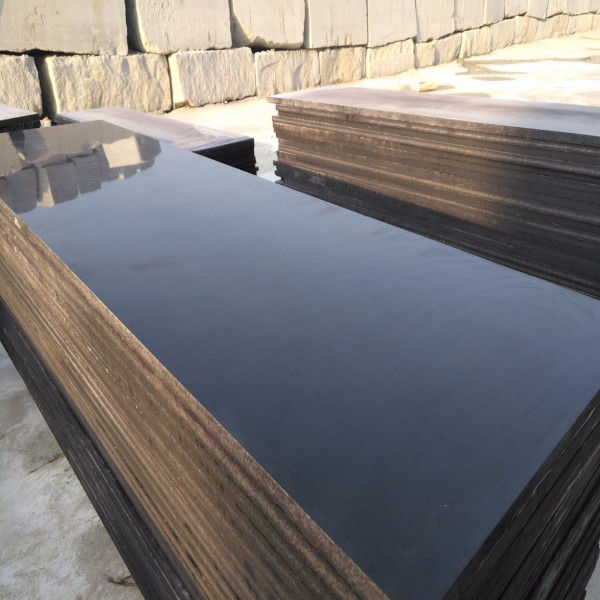 Manufacturer dyed black granite