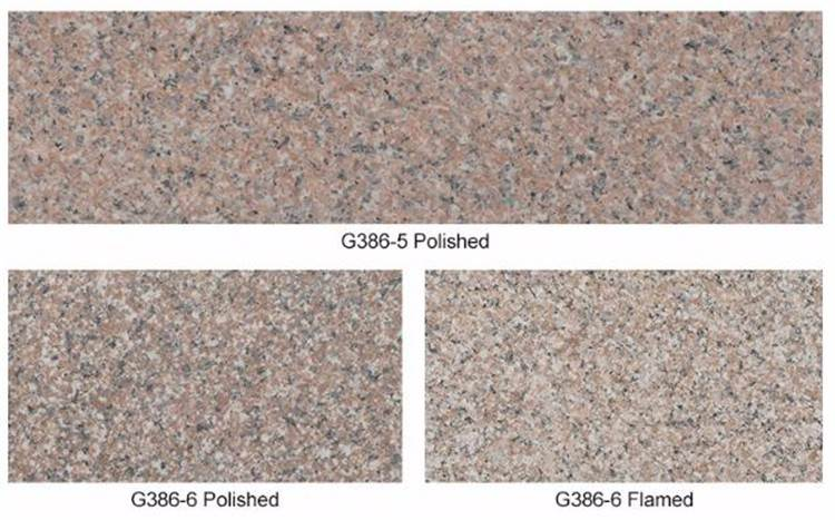 g386 granite polished