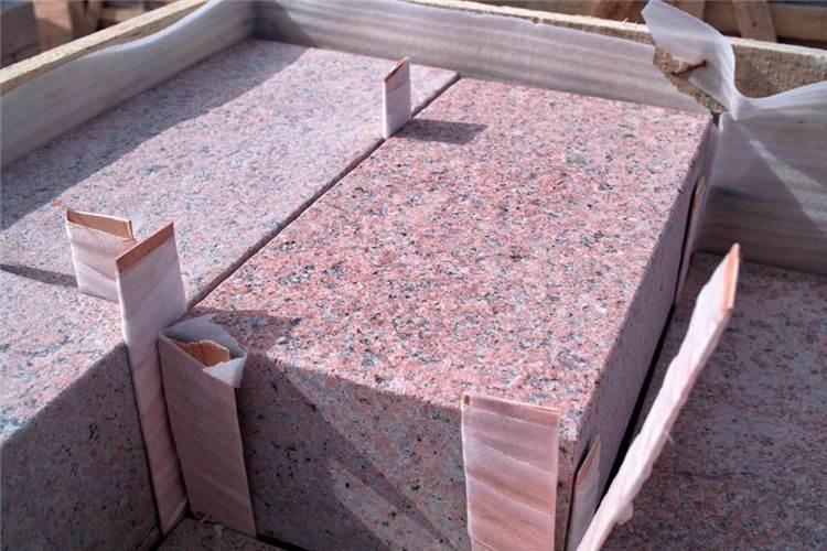 パネル G386赤い花崗岩