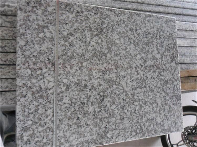 g439 big flower white granite Perfect Quality