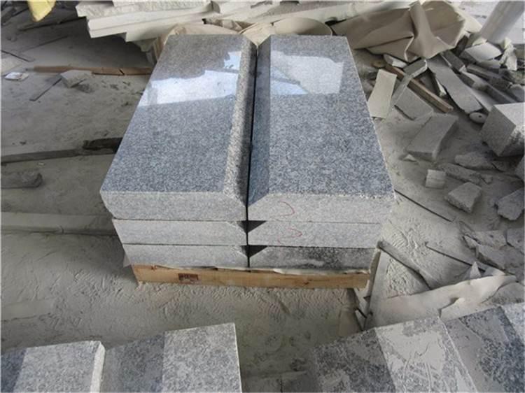 Commercial Price g439 big flower white granite