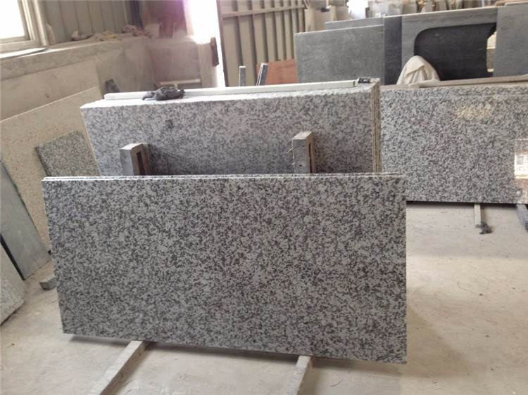 Good Service g439 big flower white granite