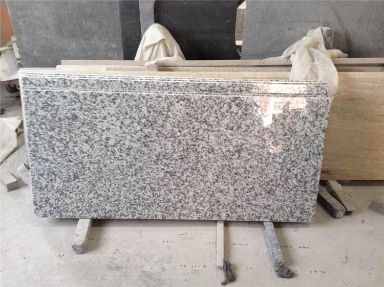 Precio razonable granito blanco gran flor g439