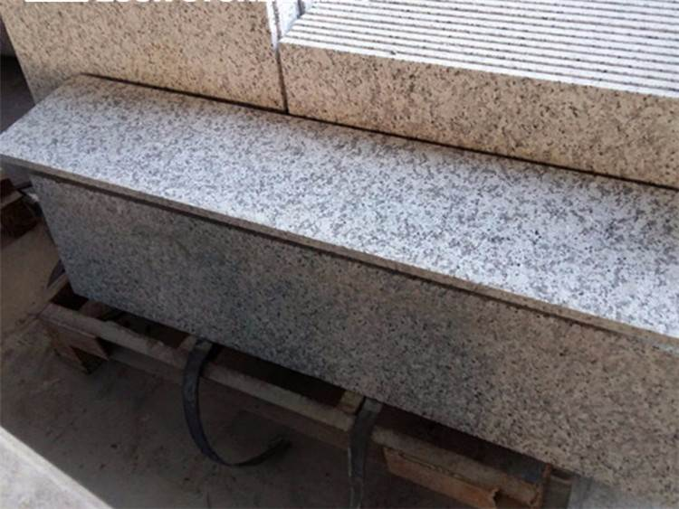 g439 big flower white granite Fast Delivery