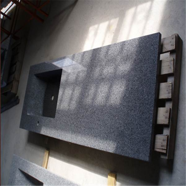 Wandverkleidung G654 Granit