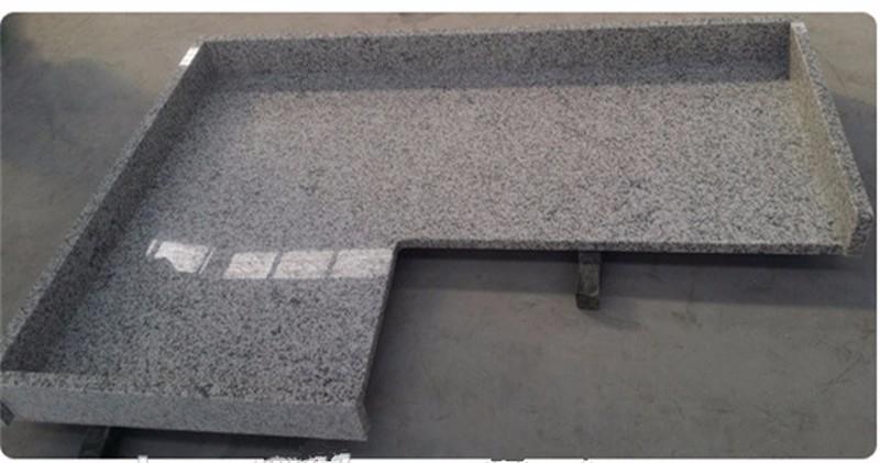 große Platte g655 Granit