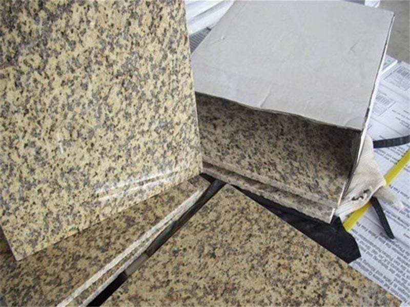 Tiger Skin Yellow Granite Top Grade Quality