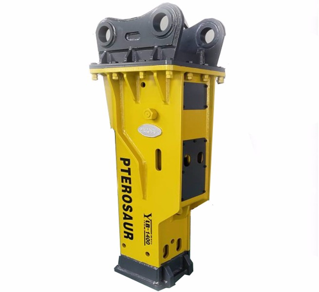 china BTK Silent Hydraulic Breaker