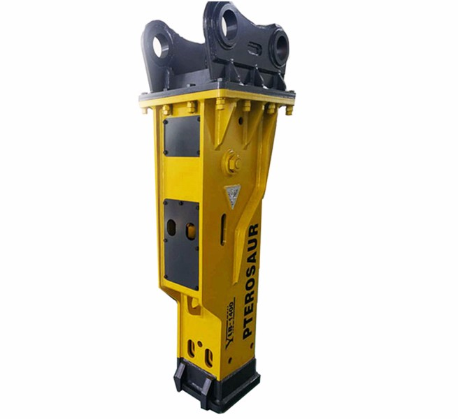 china Silent Hydraulic Breaker